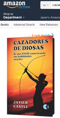 Cazadores de diosas amazon
