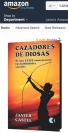 Cazadores de diosas amazon